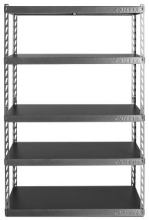 GLADIATOR® EZ Connect Rack 5 półek 122 x 183 x 46 (SxWxD)