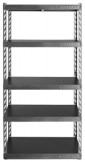 GLADIATOR® EZ Connect Rack 5 tablettes 91 x 183 x 46 (LxHxP)
