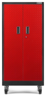 GLADIATOR® Grande Armoire GearBox Série Racing Red