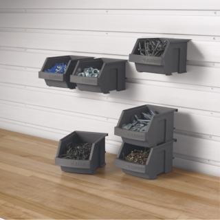GLADIATOR® Small item bins (6 pack)