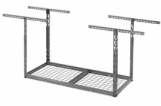 GLADIATOR® PLAFOND GEARLOFT ™ 2X4 RACK DE STOCKAGE