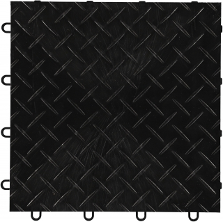 GWE Diamond Black - 48 par pack (= 4,47m2)