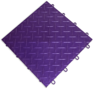 GWE Diamond Purple - 48 pack (= 4,47m2)