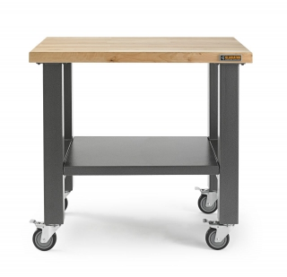 GLADIATOR® HARDWOOD MOBILE WORKSTATION